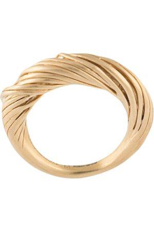Completedworks Ring mit verdrehtem Design