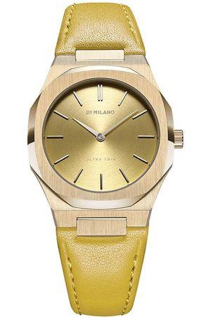 D1 MILANO Armbanduhr mit Lederband