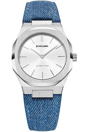 D1 MILANO Armbanduhr mit Jeansband