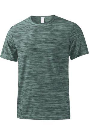 """JOY SPORTSWEAR T-Shirt """"Vitus"""", Melange-Optik, für Herren, grüntürkis, 58"""