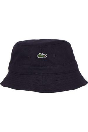 Lacoste Classics Theme Bucket Hat