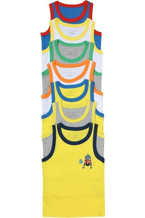 Stella McCartney Set aus sieben Tanktops