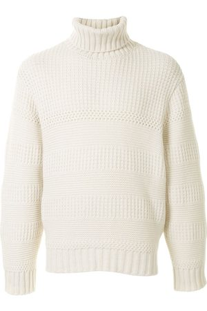 UNDERCOVER Roll neck chunky knit jumper