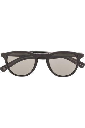 GARRETT LEIGHT Sonnenbrillen - Sonnenbrille mit rundem Gestell