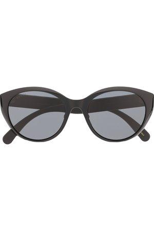 Gucci Sonnenbrillen - Sonnenbrille mit Chevronmuster