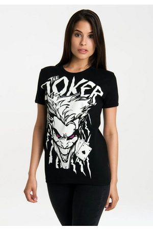 LOGOSHIRT T-Shirt »The Joker« mit lizenziertem Originaldesign