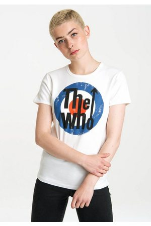 LOGOSHIRT T-Shirt »The Who« mit lizenzierten Originaldesign