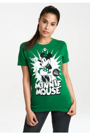 LOGOSHIRT T-Shirt »Minnie Mouse since 1928« mit lizenzierten Originaldesign