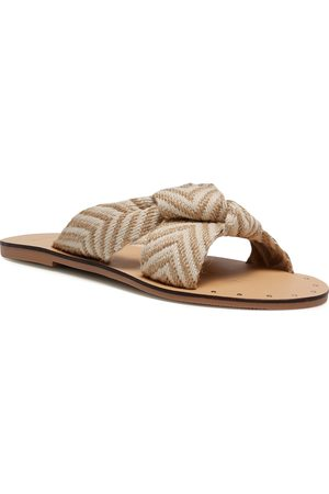 MANEBI Leather Sandals S 3.0 Y0 Knot