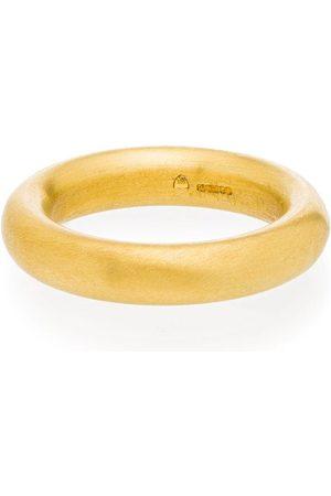 Shola Branson Herren Ringe - 14kt Gelbgoldring