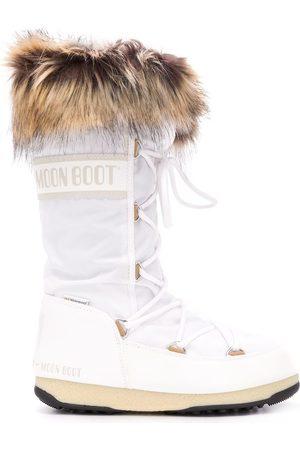 Moon Boot Stiefel mit Fellfutter