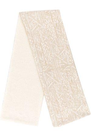 Moncler Jungen Schals - Intarsien-Schal