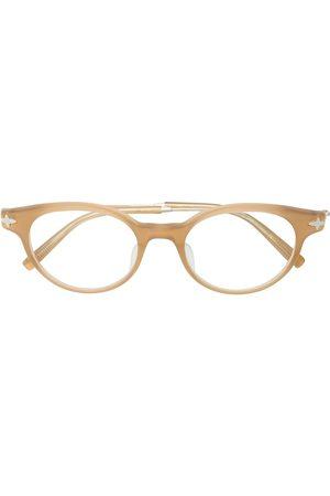 MATSUDA Round frame glasses