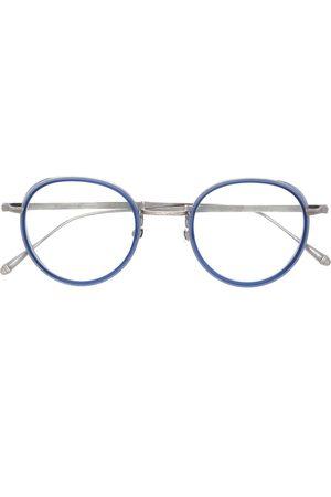 MATSUDA Brille mit rundem Gestell