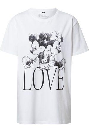 Merchcode Shirt ' Minnie Loves Mickey