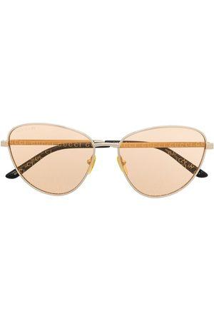 Gucci Eyewear Cat-Eye-Sonnenbrille