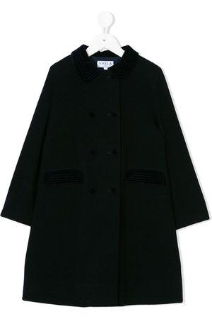 SIOLA Mädchen Mäntel - Mantel mit Knöpfen