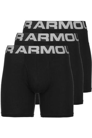 Under Armour Charged Cotton Boxershorts 3er Pack Herren, , L