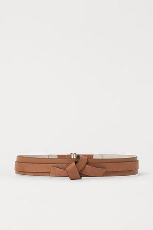 H&M Taillengürtel mit Knotendetail