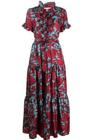 La DoubleJ Kleid mit Rüschen