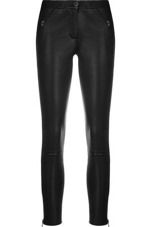 Arma Fitted biker leggings