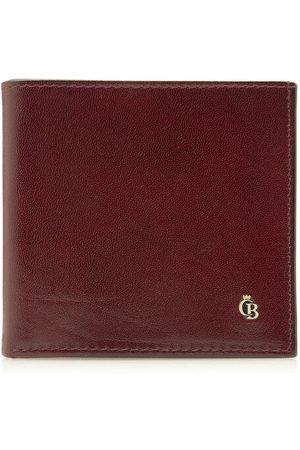 Castelijn & Beerens Nevada Geldbörse RFID Leder 9,5 cm, Bordeaux