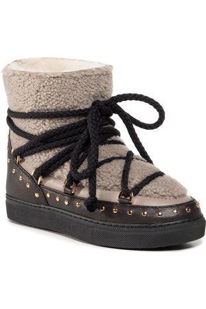 INUIKII Sneaker Curly 70102-076 Taupe