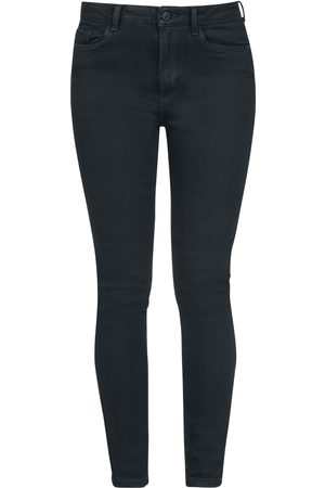 Noisy May Damen Cropped - Callie Chic HW Jeans Jeans