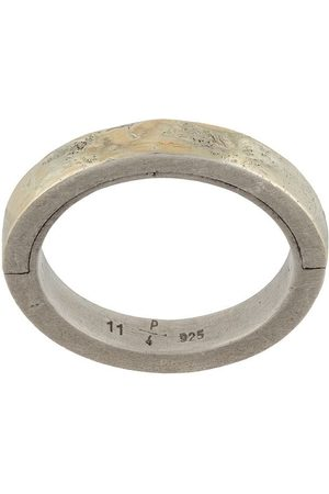PARTS OF FOUR Sistema Fuse' Ring, 4mm