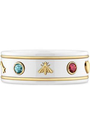 Gucci Damen Ringe - Icon Ring mit Edelsteinen