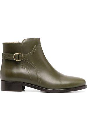 Tila March Klassische Chelsea-Boots