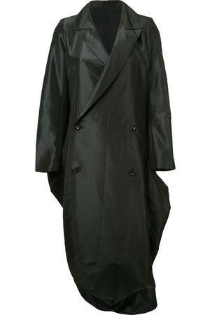 YOHJI YAMAMOTO Mantel mit ausgestelltem Saum