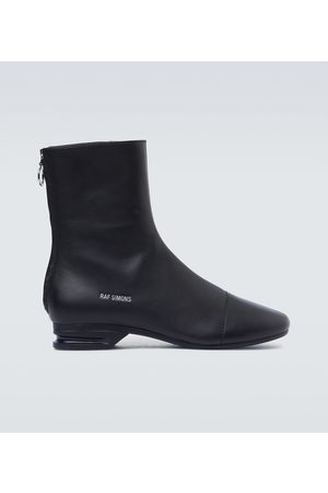 RAF SIMONS Ankle Boots Solaris-2 High