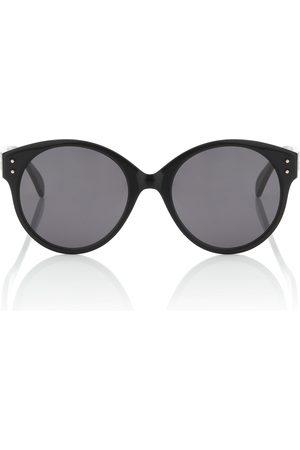 Alaïa Verzierte Sonnenbrille