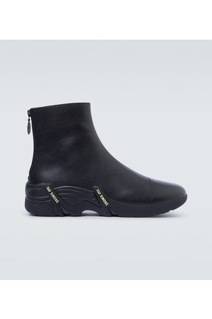 RAF SIMONS Ankle Boots Cylon
