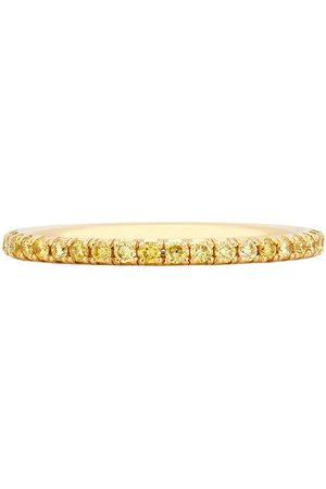 De Beers 18kt 'Eternity' Gelbgoldring mit Diamanten