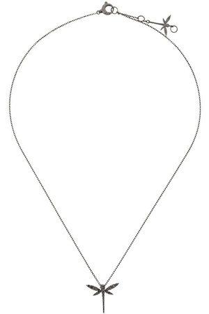 ANAPSARA Halskette mit Libellenmotiv