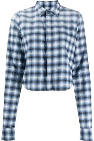 Dsquared2 Damen Blusen - Hemd mit Knöpfen