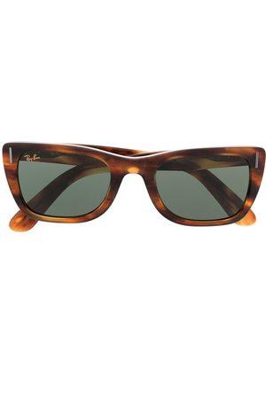 Ray-Ban Caribbean rectangle sunglasses