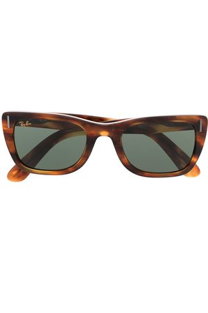Ray-Ban Sonnenbrillen - Caribbean rectangle sunglasses