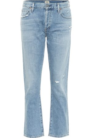 Citizens of Humanity Mid-Rise Boyfriend Jeans Emerson