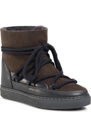 INUIKII Damen Winterstiefel - Sneaker Classic 70202-005 Dark Grey