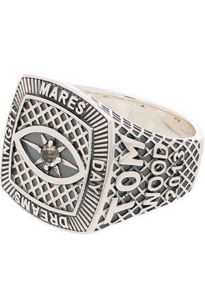 TOM WOOD Champion' Ring mit Kristall