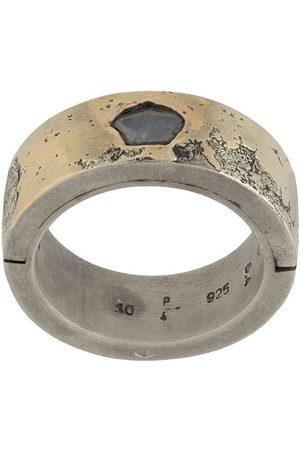 PARTS OF FOUR Ring mit Diamanten
