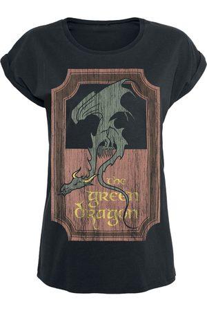 Herr der Ringe Zum Grünen Drachen T-Shirt