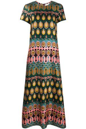 La DoubleJ Kleid mit geometrischem Print