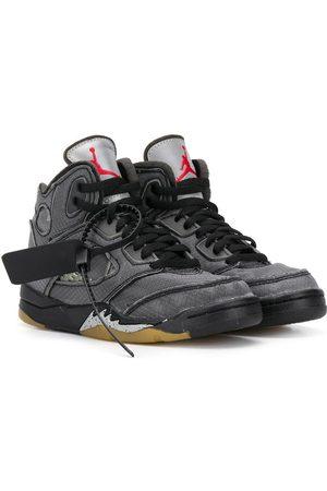 Nike Air Jordan 5' High-Top-Sneakers
