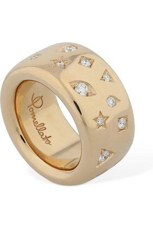 Pomellato Iconica 18kt Rose Gold & Diamond Ring
