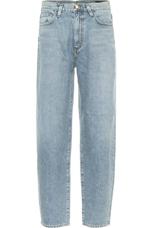 Goldsign High-Rise Jeans The Curved