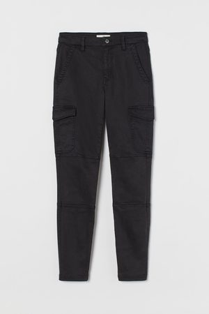 H&M Slim Fit Cargohose